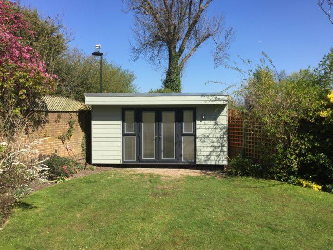 Bespoke Garden Office - London