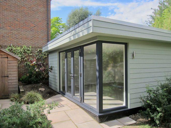 Multifunctional Garden Room - Richmond