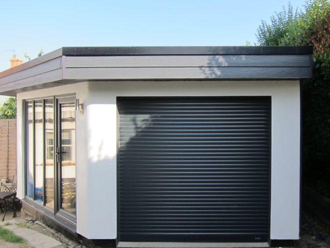 Bespoke Garage - Cambridge