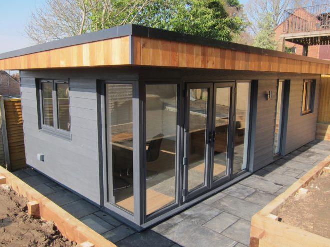 Garden Office - Wimborne