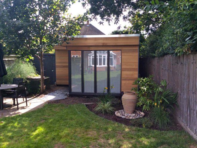 Multifunctional Garden Room - Wokingham