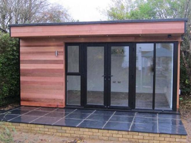 Garden Room - Hertfordshire