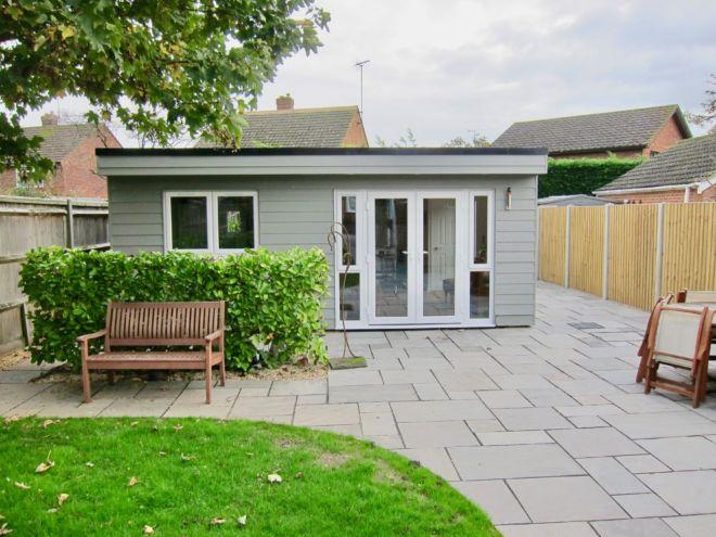 Garden Annexe - Woodley
