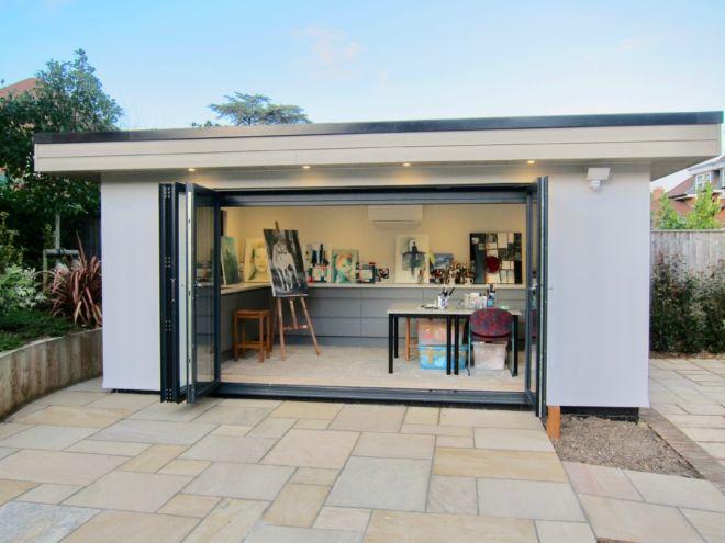 Artist Studio - Dorset