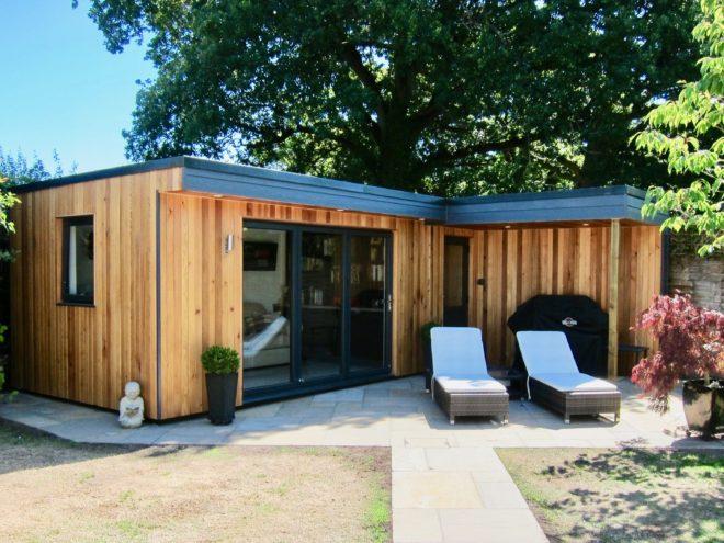 Multifunctional Garden Room - Lymington