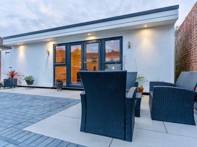 Multifunctional Garden Room - Petersfield
