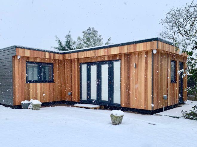 Garden Annexe - Abbots Langley