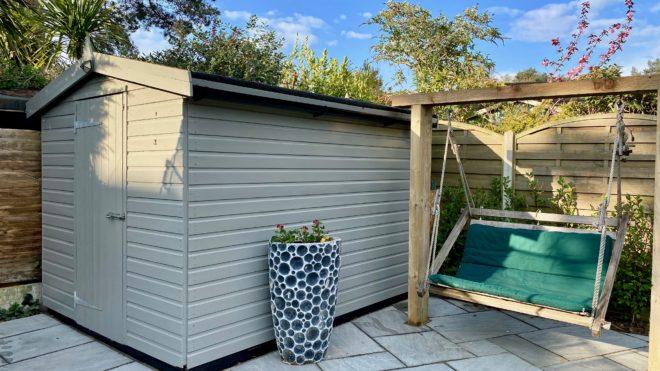 Garden Room Storage